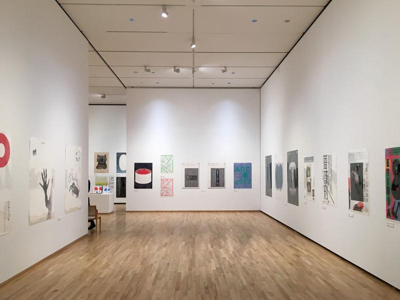 富山県美術館 展示室